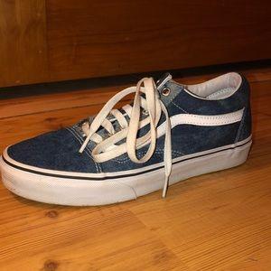 Vans Demin old school shoes 979c975fd